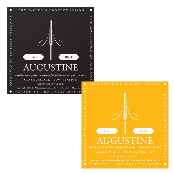 Classical Guitar Strings Augustine