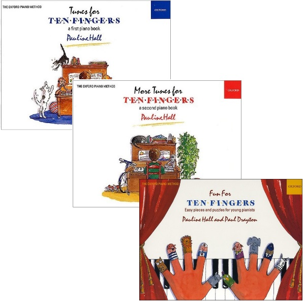 Tunes for Ten Fingers A First Piano Book