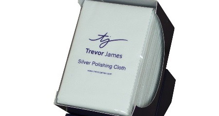 Trevor James Silver Cloth