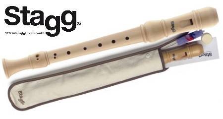 Stagg Recorder REC3-BARWD