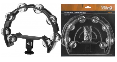 Stagg Tambourine Mountable