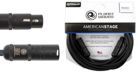American Stage Microphone Lead XLR