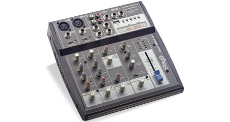 Stagg SMIX 2M2SUF Mixer