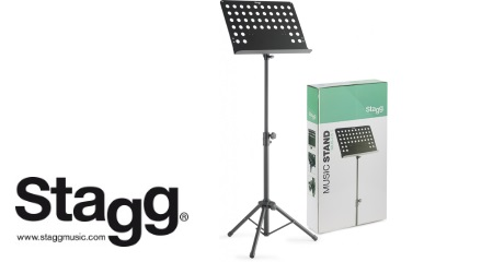 Music Stand MUS C5T Stagg Orchestral Style