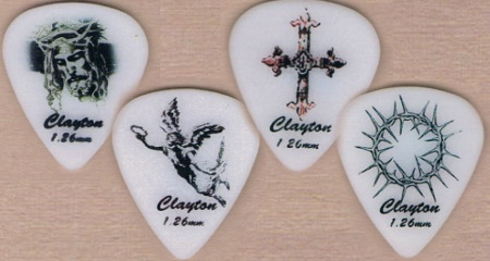 Christian Guitar Picks