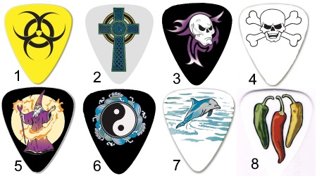 Collectors Guitar Picks
