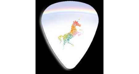 Unicorn Guitar Picks