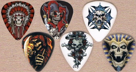 Lethel Threat Guitar Picks