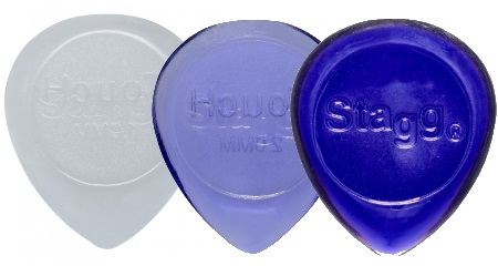 Stagg Touch Guitar Picks