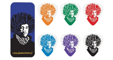 Hendrix Pick Tins