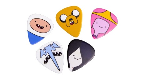 Adventure Time Guitar Picks