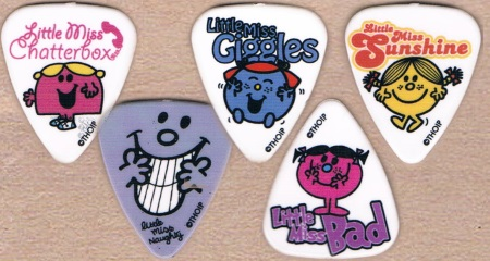 Little Miss Guitar Picks