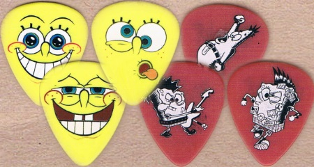 Garfeild Guitar Picks