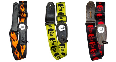 TGI Graphic Guitar Strap