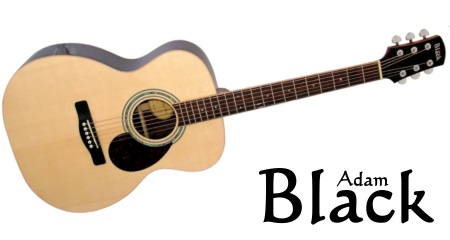 Adam Black O6 Acoustic Guitar