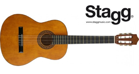 Stagg Clasical 4/4 Guitar C442