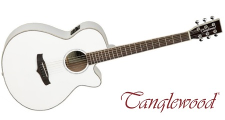 Tanglewood TSF-WH-CE Electro Acoustic Guitar