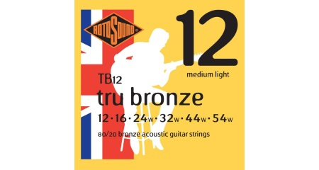 Rotosound Tru Bronze Acoustic Strings