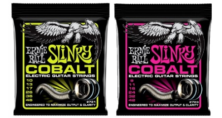 Ernie Ball Cobalt Elctric Strings