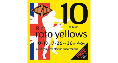 Roto Elctric Strings