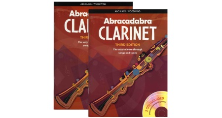 Abrcadabra Clarinet Tutor Book