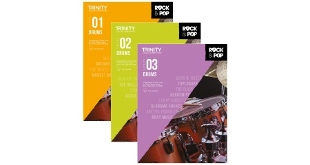 Trinty Rock and Pop Drum Kit