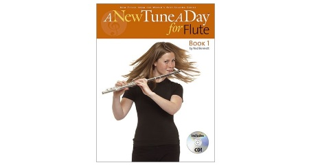 New Tune a Day for flute