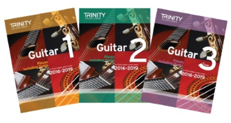 Trinity Exam Music for Guitar
