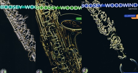 Boosey Woodwind Method