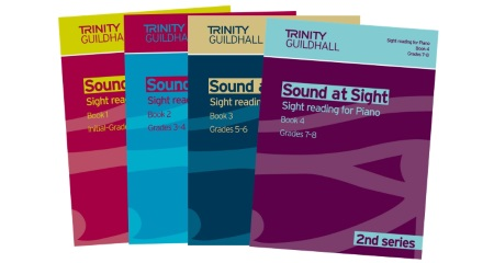 ABRSM Piano Sight Reading Books