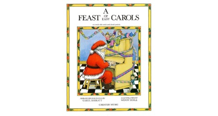 Feast of Easy Carols Piano Book