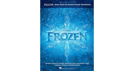 Frozen Music for the motion picture