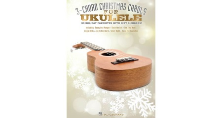 3 Chord Christmas for Ukulele